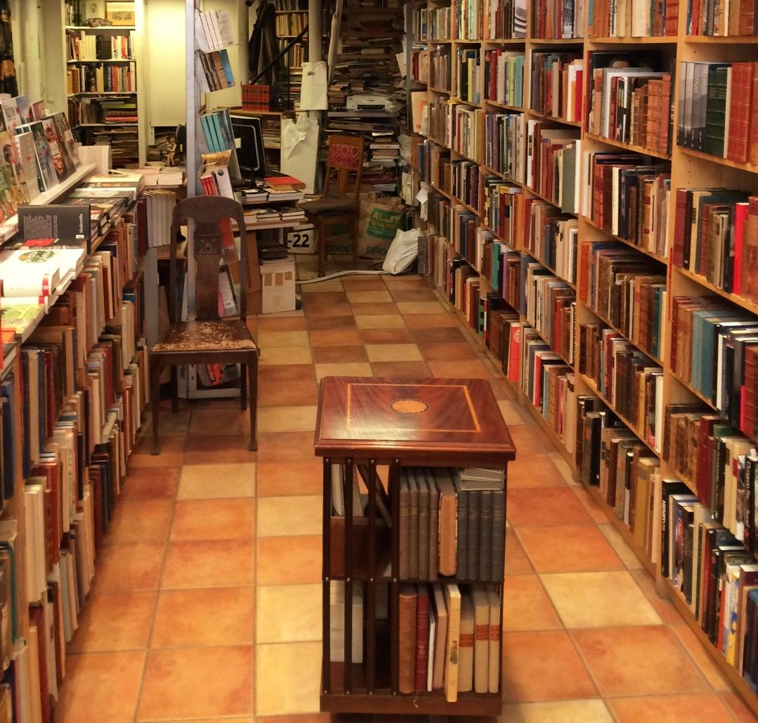 gamla böcker köpes